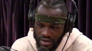 Deontay Wilder Shares the Real Reason He Started Boxing