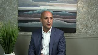 Joe Schiavoni talks about the importance of the Library to the community
