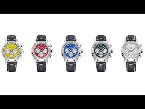 Baselworld 2018: Chopard Mille Miglia Racing Colours Collection