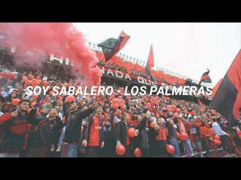 """""""los palmeras ; soy sabalero - {letra}"""" Barra: Los de Siempre • Club: Colón"""