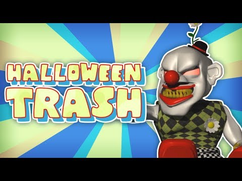 What the HELL is Cartoon Horrors Too? (Halloween TRASH)