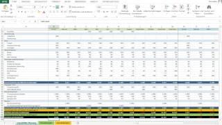 tutorial excel vorlage liquidittsplanung einfhrung - Liquidittsplanung Muster