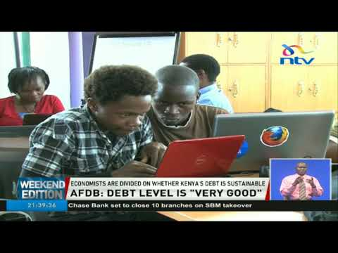 AFDB claims Kenya is not facing any risk of debt distress