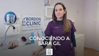 Conocemos a la Dra.Sara Gil - Clínica dental Madrid Bordonclinic - Sara Gil Cáceres