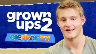 Alexander Ludwig - Grown Ups 2 Interview