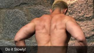 #AskKenneth 158: How To Build Your Back?