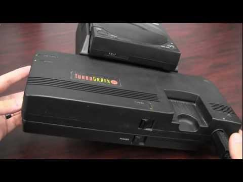 CGRundertow TURBOGRAFX-16 & TURBOGRAFX-CD Video Game Console Review