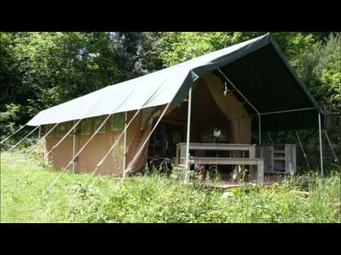 Executive All Weather Jungle Safari Tent