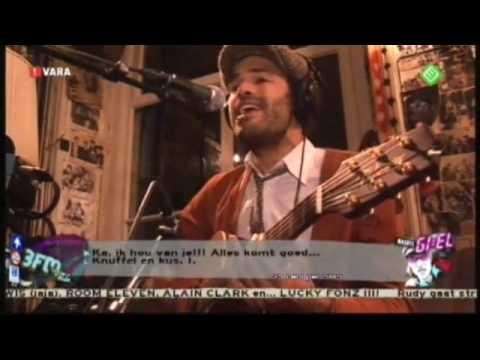 Alain Clark - This Ain't Gonna Work (LIVE @ 3FM Freaknacht)