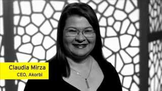 Claudia Mirza: Entrepreneurial Winning Women Profile