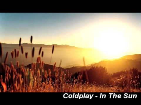 , title : 'Coldplay - In The Sun'