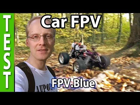 fpv-in-the-woods-with-digital-transmission-fpv-blue-rc-car