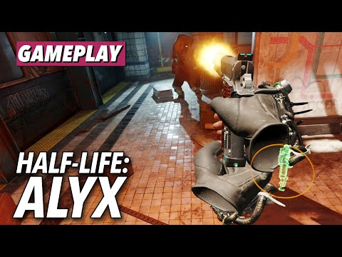 Here's 20 Minutes Of Half-Life: Alyx