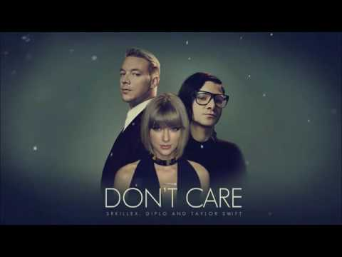 Skrillex & Diplo ft. Taylor Swift - Don't Care (New Song) Plur Lifestyle