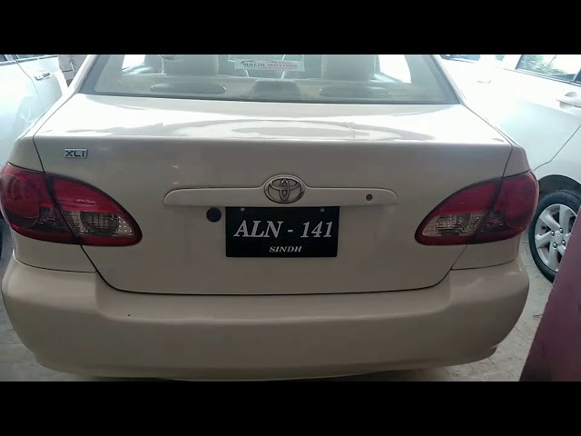 Toyota Corolla XLi 2006 for Sale in Bahawalpur