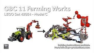 lego technic 42054 c model - मुफ्त ऑनलाइन वीडियो