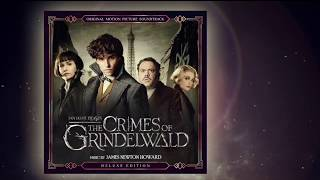Fantastic Beasts - The Crimes Of Grindelwald Soundtrack
