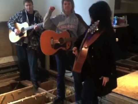 Jersey Strong (original Hurricane Sandy song)
