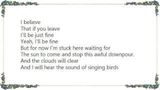 Chase Coy - A  Rainy Day Song Lyrics