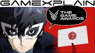 We Never Saw It Coming! Persona 5's Joker in Smash Bros. Ultimate DLC - Game Awards 2018 DISCUSSION