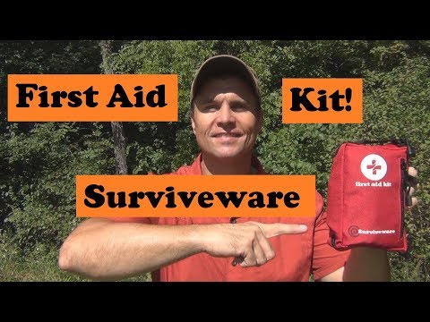 Surviveware First Aid Kit Review