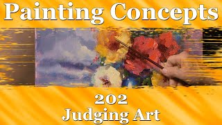 Painting Concepts 202: Judging Art