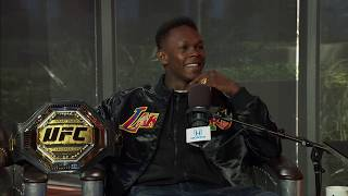 UFC Champ Israel Adesanya Talks Jon Jones, Yoel Romero & More w Rich Eisen | Full Interview | 2/6/20