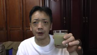 メロディアンの野菜ジュースグリーンスムージー