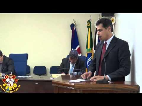 Tribuna Pedro Angelo dia 16 de Fevereiro de 2016 - Explicação