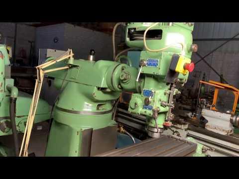 Saimp Vertical M1TR Milling Machine