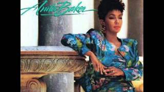 Anita Baker - You Belong To Me + Lyrics