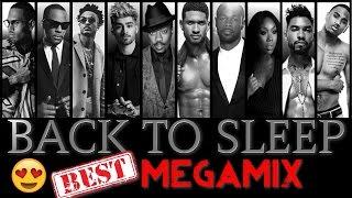 Chris Brown- Back To Sleep MEGAMIX (ft. R. Kelly Trey Songz ZAYN Usher Brandy Miguel & MORE)