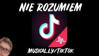 NIE ROZUMIEM MUSICALLY/TikTok (Sus vs Musical.ly)