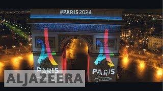 Paris bids strong for 2024 Olympics