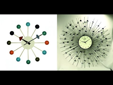 Часы в Гостиную - 2018 / Clock in the Living Room / Uhr im Wohnzimmer