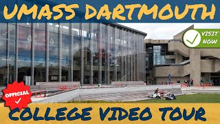 University of Massachusetts Dartmouth - Official College Video Tour