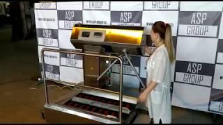 видео товара Санпропускник односторонний ASP-HL-03