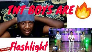 TNT Boys| Flashlight| REACTION
