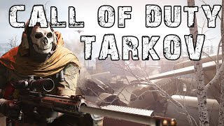 Call of Duty Tarkov | Ground War Realism is Awesome!