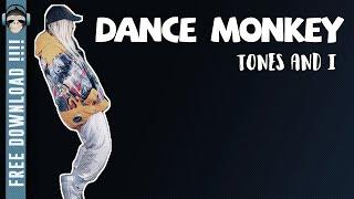 DANCE MONKEY || Tones And I || KARAOKE || FREE INSTRUMENTAL || Lyrics