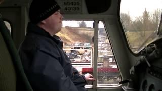 Driving D335 On Class 40 Experiance