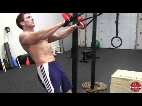 How To: Suspended Row (TRX / Jungle Gym)
