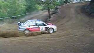 preview picture of video 'Keryneia Rally 2007'