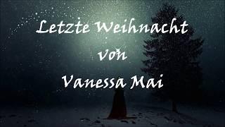 Letzte Weihnacht   Vanessa Mai (mit Lyrics)