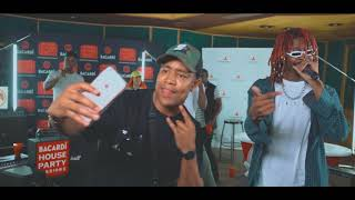 Yung Swiss, DJ Speedsta   Bacardi House Party Live Sessions