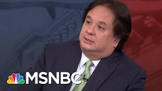 George Conway: I'm 'Horrified' And 'Appalled' That The GOP Has Come to This | MSNBC