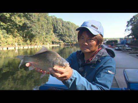 【いつでも釣り気分!】#286 へらぶな釣りの神髄を愉しむ 釣り味をも生み出した細身の極柔竿