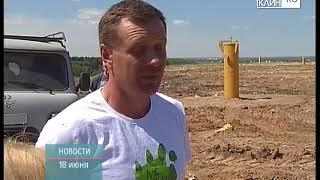 ТНТ-Поиск: Новости с Алексинского полигона