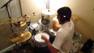 Crossroads by Avenged Sevenfold: Drum Cover by Joeym71