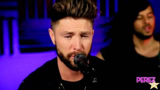 "Chris Lane performs his hit ""Fix"""